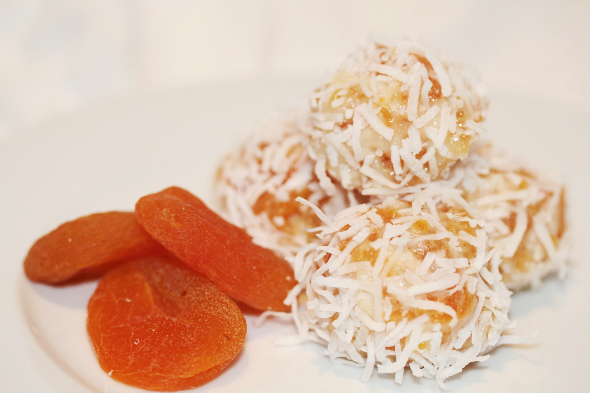 Apricot Bites -