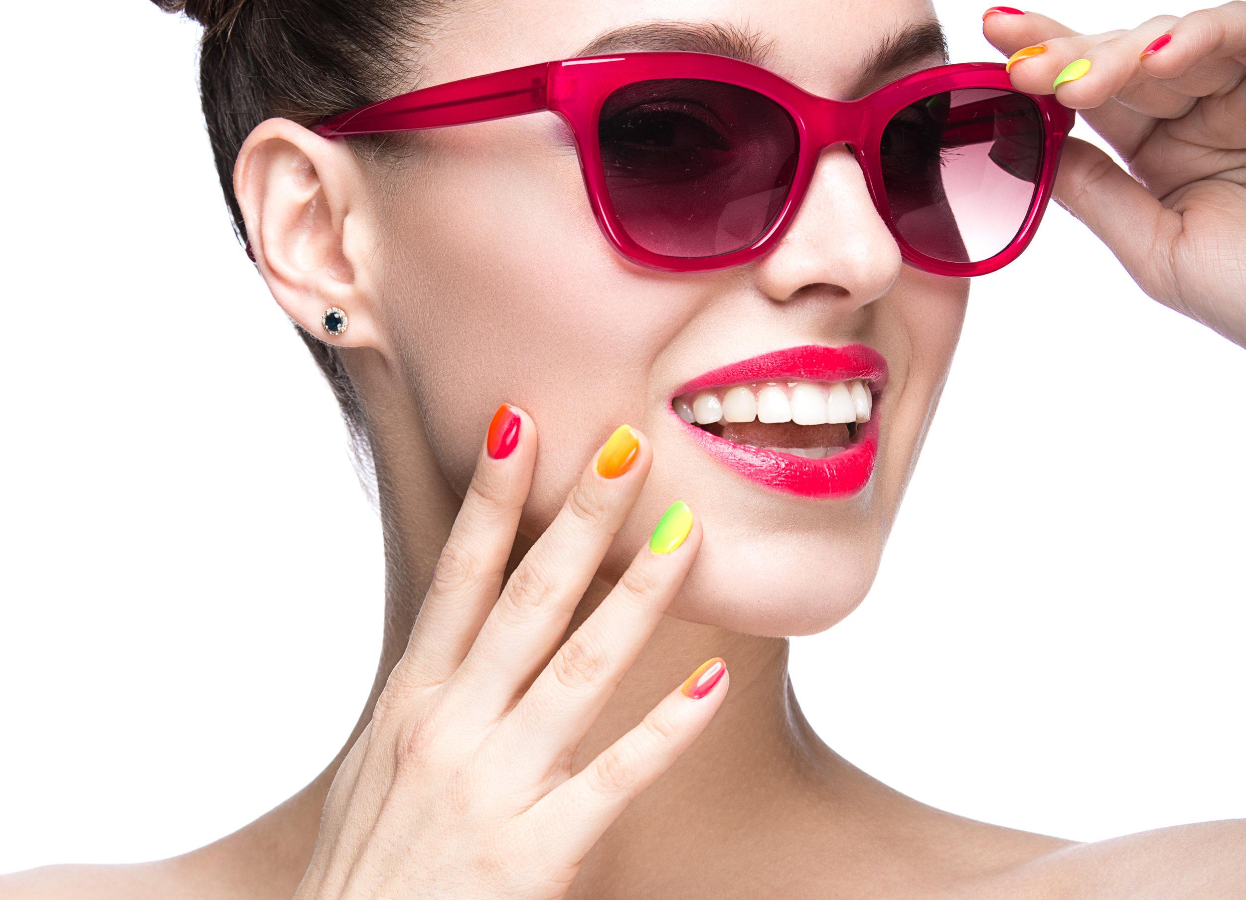 nails, manicure, pedicure, file and polish, shellac, vinylux,