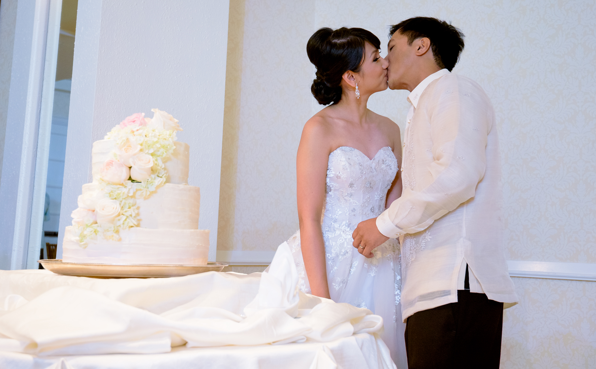 Wedding reception at The Kahala Hawaii
