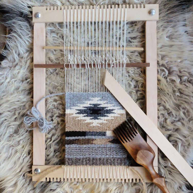 Hand loom weaving - Sun 30th Jun / 11 - 5from £70