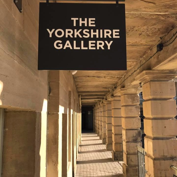 The Yorkshire Gallery, The Piece Hall, Halifax