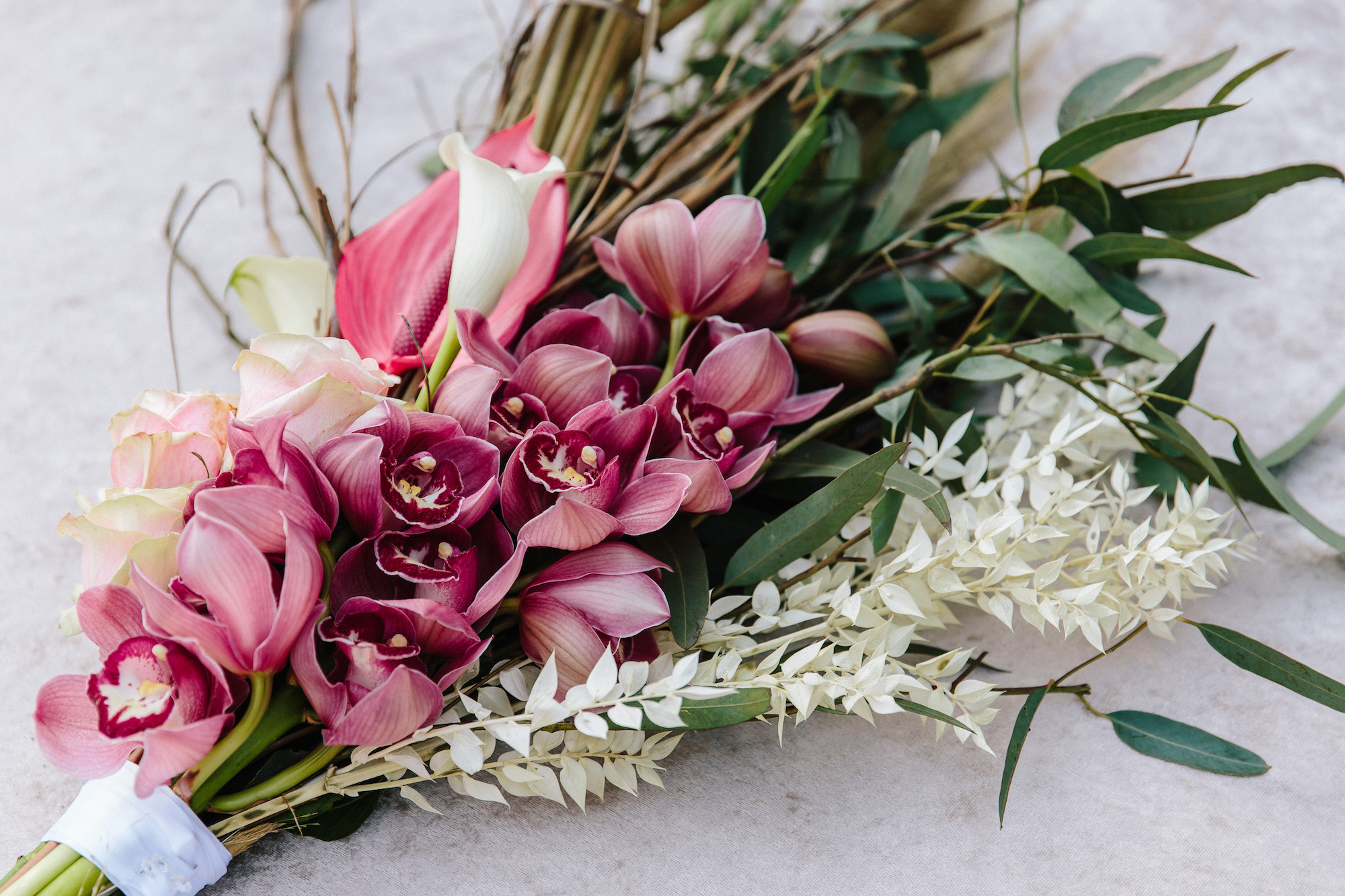 bridal bouquet durban