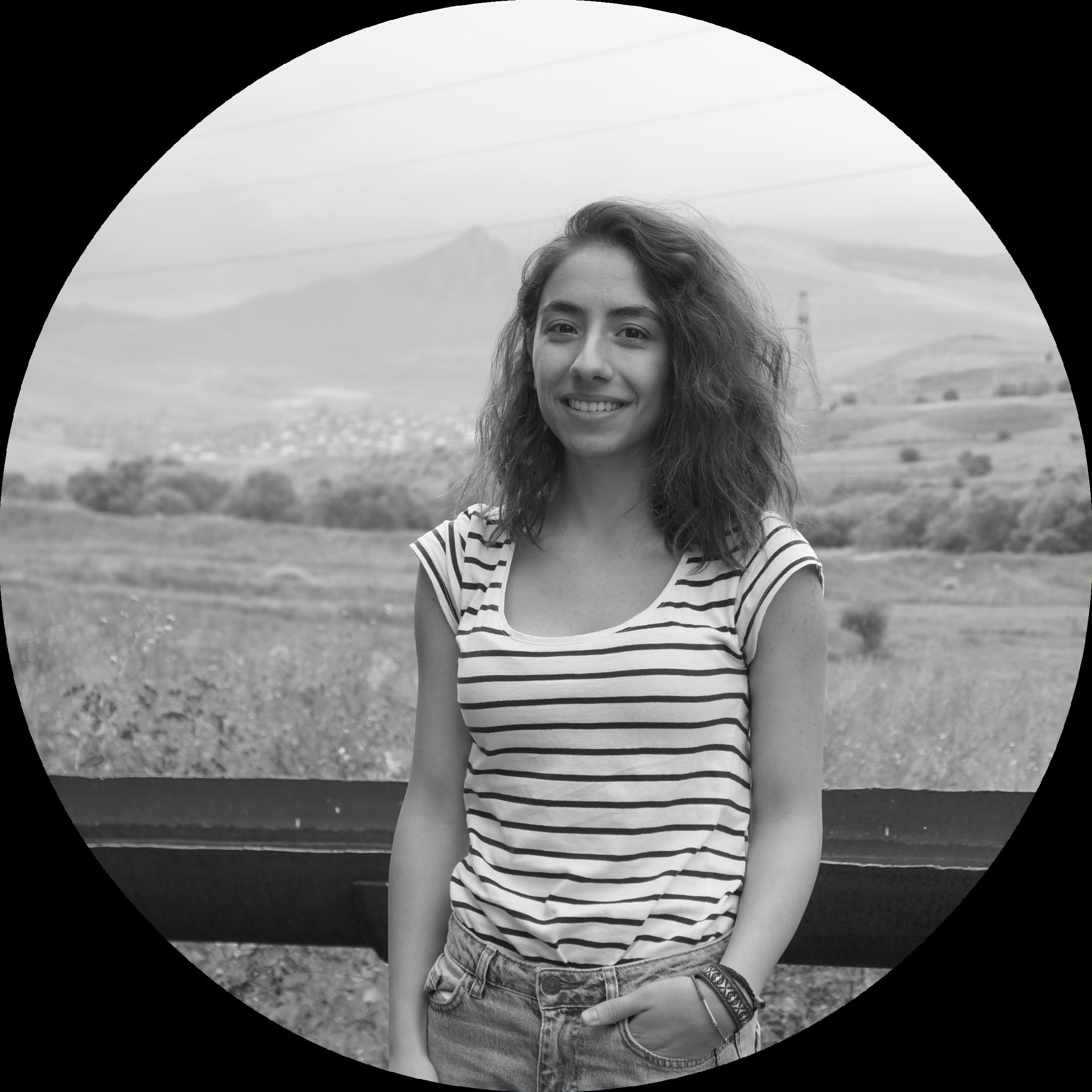 Arpine Hovhannisyan - Interview Lead, AUA Student