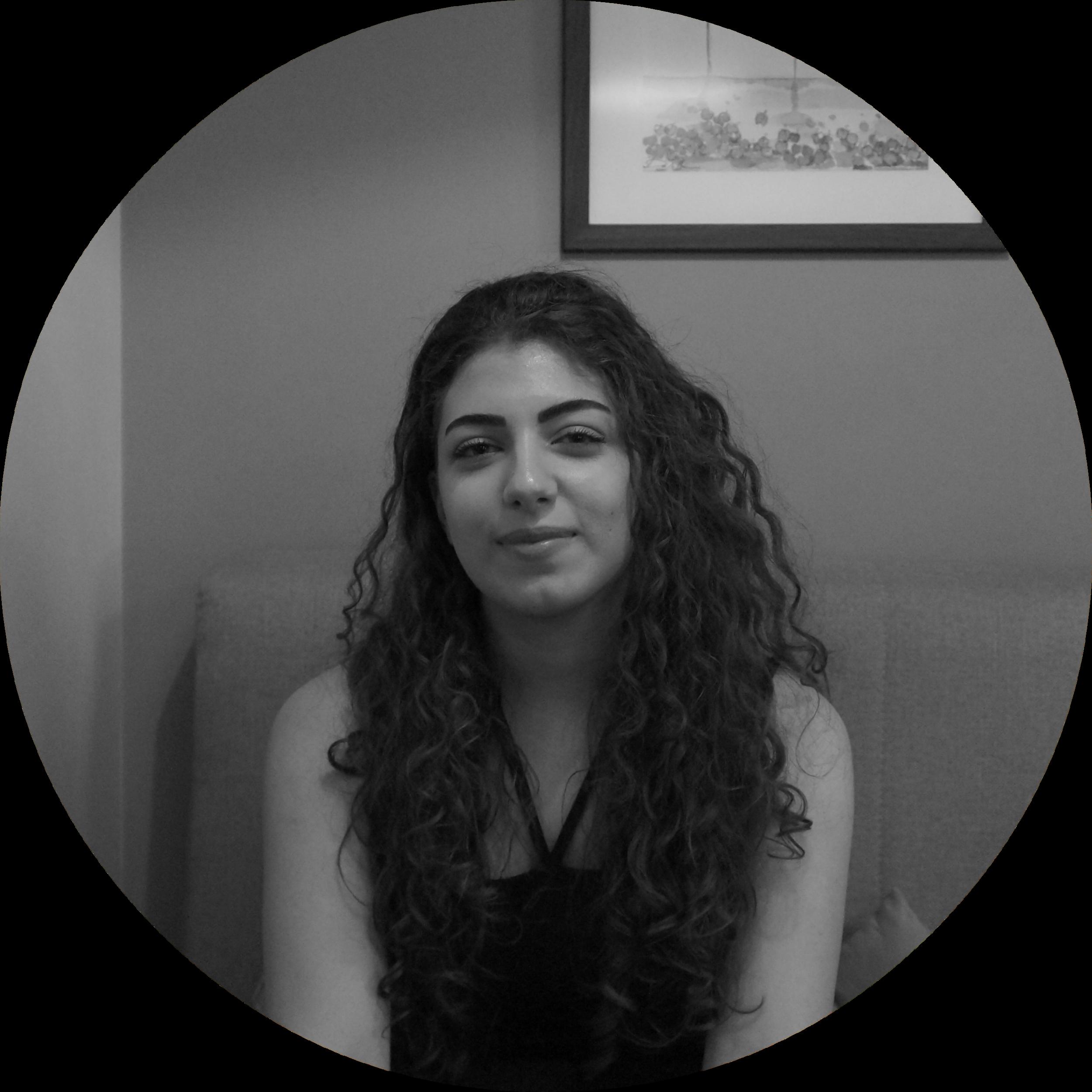 Anna Arzumanyan - Creative Lead, AUA Student