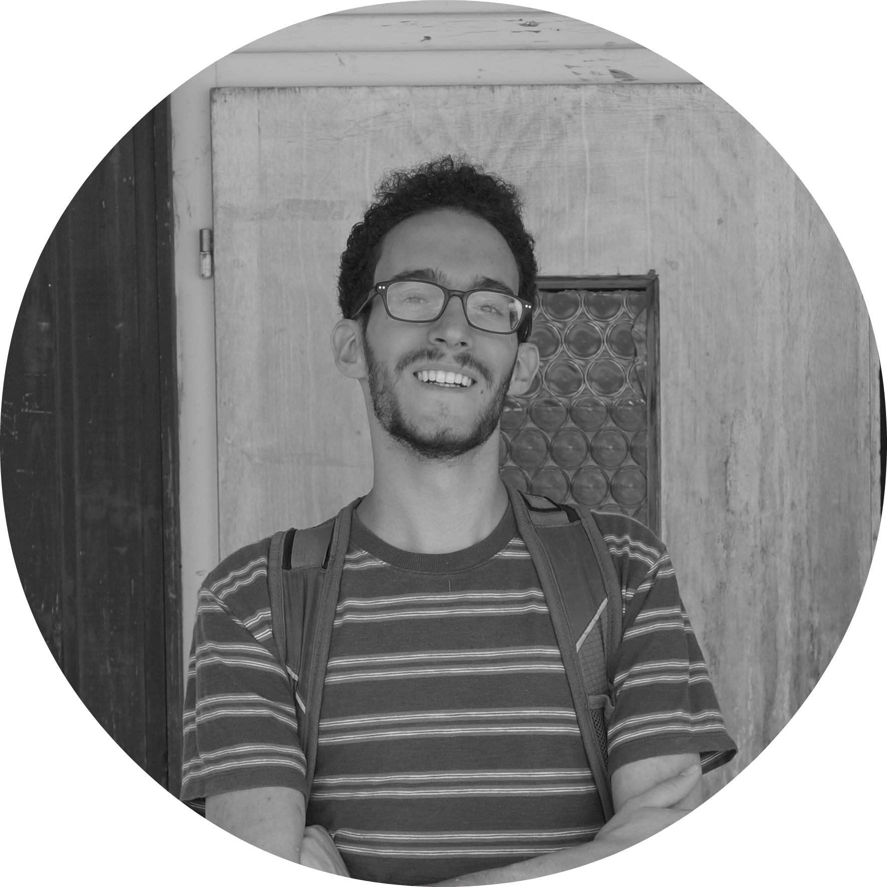 Մաքս Մոլթեր - «Պատմություններ ավերակներից անդին» ծրագրի համահիմնադիր, անգլերեն լեզվի ուսուցիչ-կամավոր