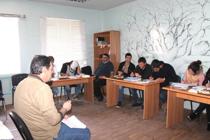 The Turpanjian Rural Development Program helps rural entrepreneurs start businesses through training, consultation, and financial loans.
