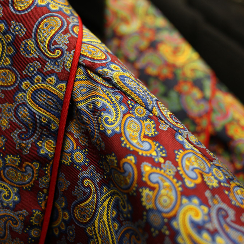 Silk Handkerchiefs - Add some colour to your outfit with this Summer Selection of silk handkerchiefs now on available with 33% Off.