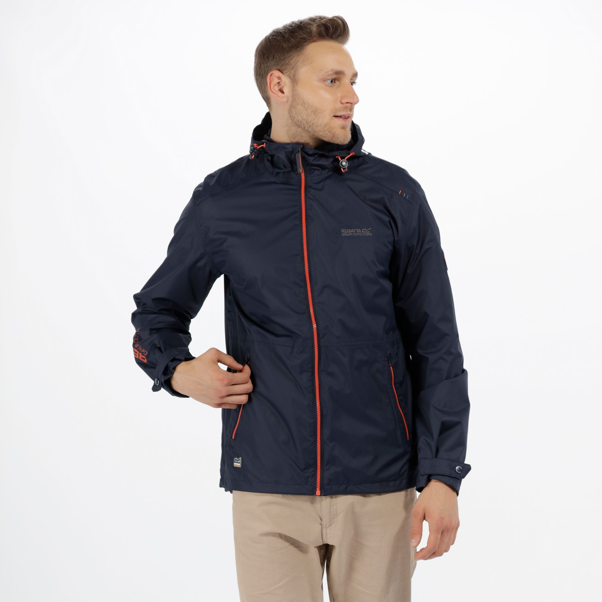 EXTRA 30% OFF MEN'S OUTDOOR CLOTHING - Whatever the weather, explore with confidence all year round thanks to Regatta waterproof, durable outdoor clothing, designed for men who love to be on the move. Enjoy protection against wind, rain and snow with fully waterproof designs; packable, lightweight clothing which performs anywhere and Quick-dry technology to reduce heat loss and improve comfort.