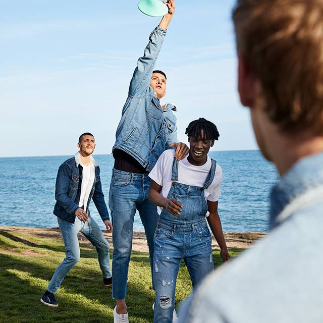 20% off selected jeans - For centuries jeans have been sale icons. And now you can enjoy 25% off discount on a great range of men's jeans, from designer styles to the classic blue or black jeans. It's all here.