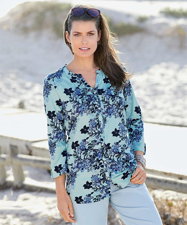 blouse sale from £7.50 - Discounted women blouses including different styles from smart or casual, floral or lace the choice is yours.