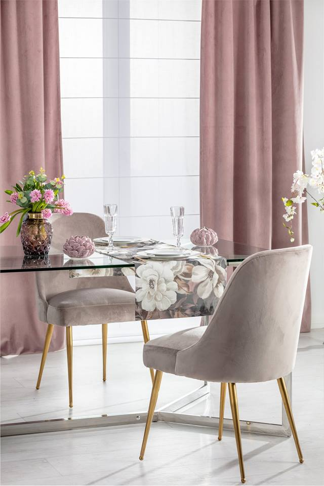 fabric collection velvet - Embrace the velvety look and give your living room or bedroom an on-trend plush update. With a range of colours available this is the your perfect opportunity to add glamour to any interior.