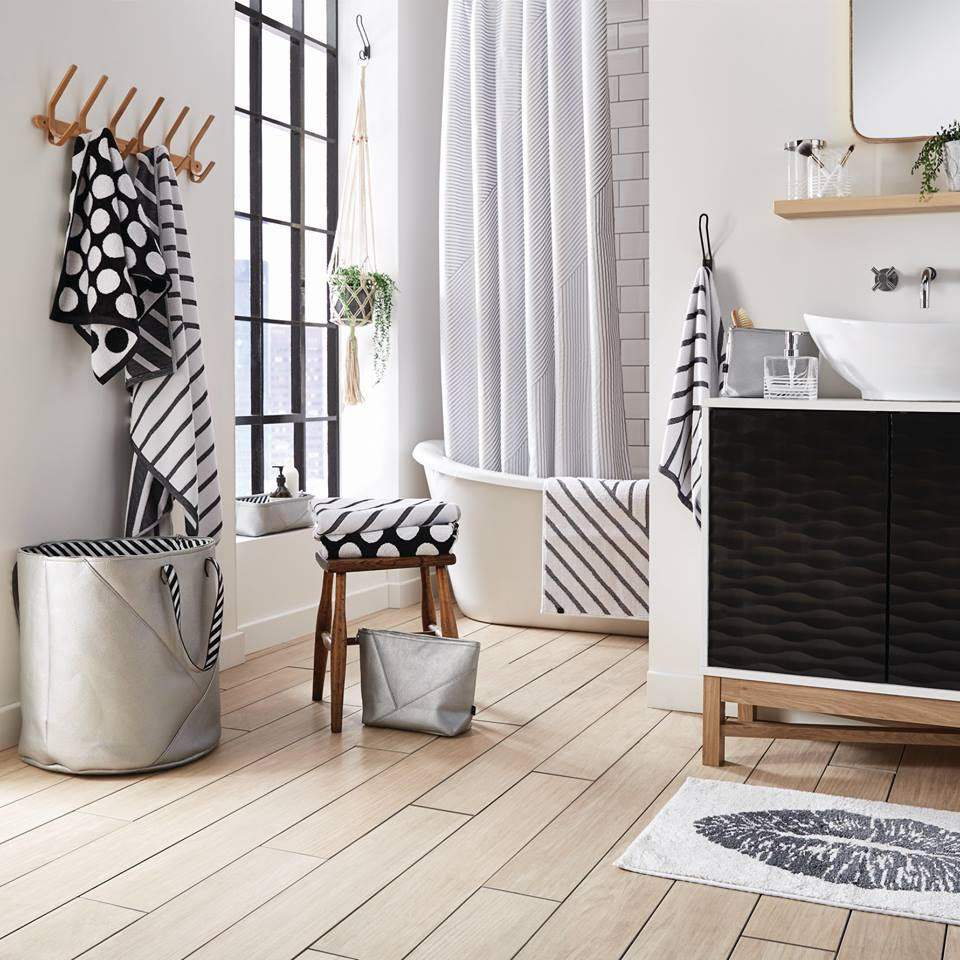 up to 50% off bathrooms - Enjoy Dunelm wide bathrooms range.Discover various bathroom products, including bathroom accessories and bathroom storage, larger bathroom fixtures, and towels and linens to see if you can find the products that could help you create the bathroom you've always dreamed for.
