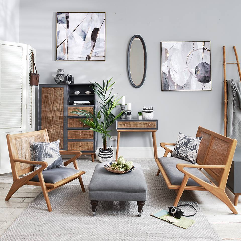Brissi - Founded in 2001 by Arianna Brissi and Siobhan McKeating who both shared the creative vision, Brissi is now renowned for bringing perfect balance of luxury, style and comfort to your home.