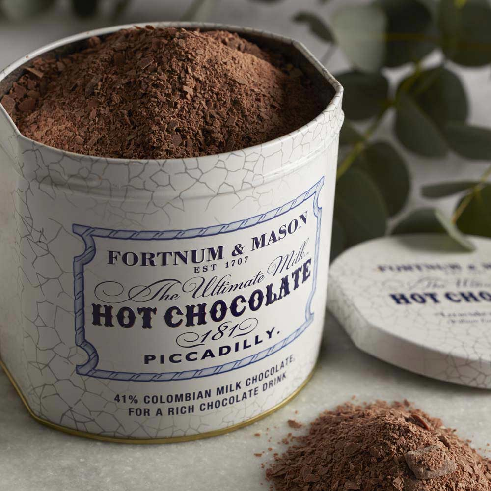 Hot Chocolate - Who doesn't love a warming mug of hot chocolate? We certainly do! Choose from rich dark, creamy milk or our unique Ruby hot chocolate.