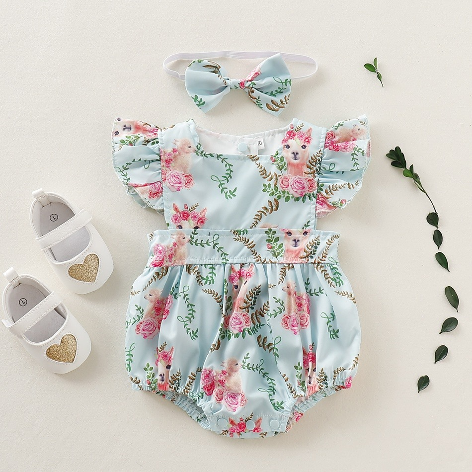 floral favourites from £3.94 - An adorable collection of baby girl clothes and newborn baby outfits featuring super cute floral motifs. Don't leave home without the amazingly adorable baby girl bodysuits from PatPat, perfect for keeping your newborn warm & comfy.