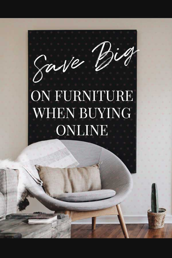 Discount codes to help you save big on furniture for your stylish home when buying online
