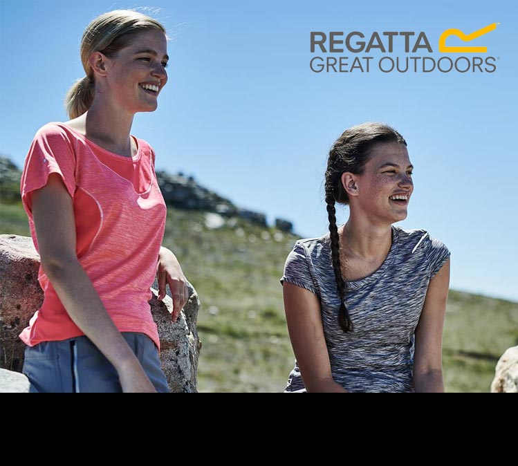 UP TO 75% OFf CLEARANCE - Do you need more reason to browse this fantastic discounted deal from Regatta Great Outdoors? All Regatta products come with a 12 month guarantee in the unlikely event of a fault developing with an item you have purchased.