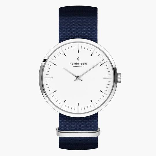nordgreen infinity from £144 - If you are a fan of nature and simplicity, you'll find the Infinity design is the embodiment of true Scandinavian minimalism. These watches have been completely stripped back to just the essentials, resulting in a designer watch that can be worn for all occasions.