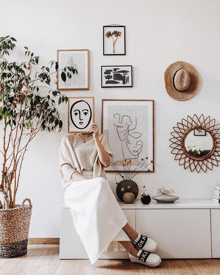 GALLERY WALLS posters and prints