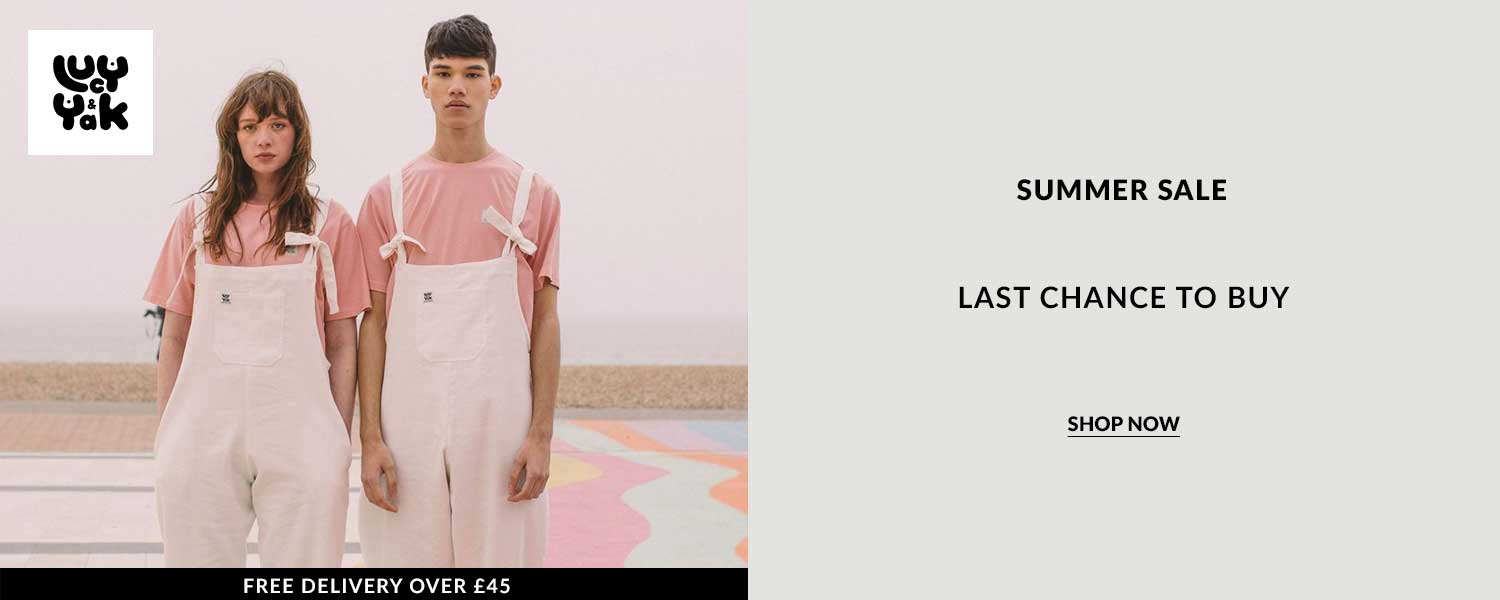 Enjoy Lucy and Yak latest discount and voucher codes via The Online Shopping Expert and save big on your sustainable organic dungarees. Live offer: Up to 80% Off - Last chance to buy. Shop now.