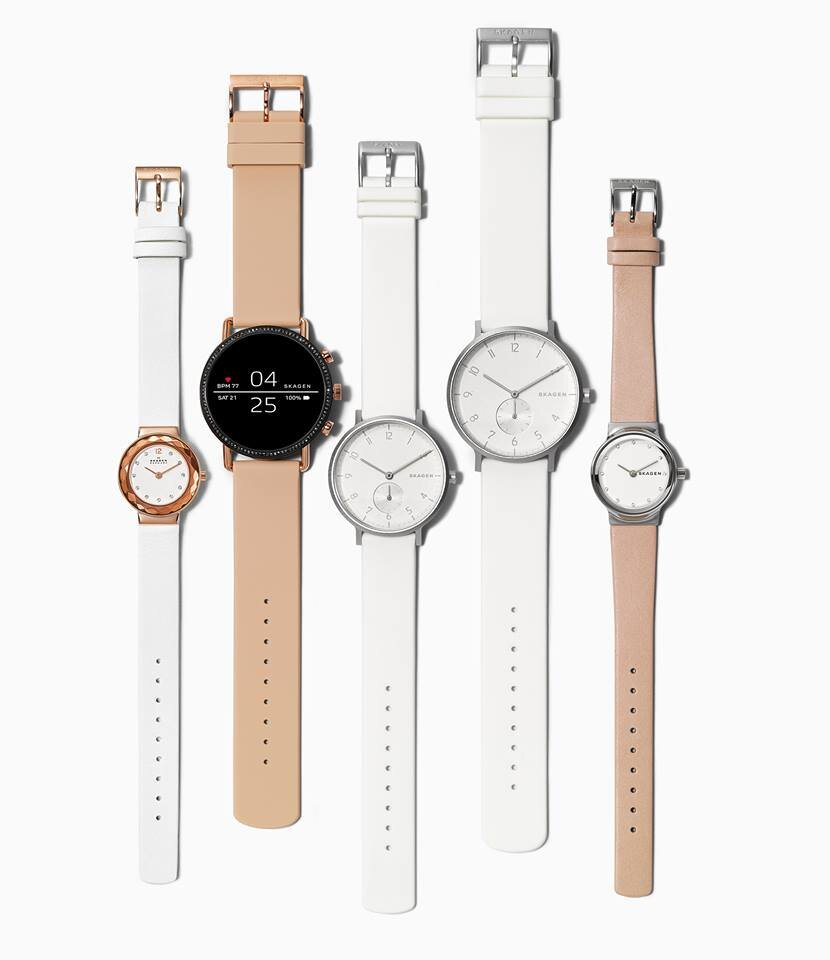 skagen - Founded on minimalist Danish design values, Skagen is a modern lifestyle brand grounded in simplicity, approachability, and a clean, focused aesthetic.Quality and a sense of purpose are hallmarks of Skagen modern Danish designs. The brand's mission is to combine the inspiration of the Danish design perspective with contemporary innovation.Shop online and you'll be in for a treat with the latest discount codes and voucher deals from the Expert. Discover functional, purposeful, quality products that offer an alternative from a complex world and the ability to connect to simple pleasures.Skagen lifestyle product collections include watches, jewellery, leather goods and accessories.