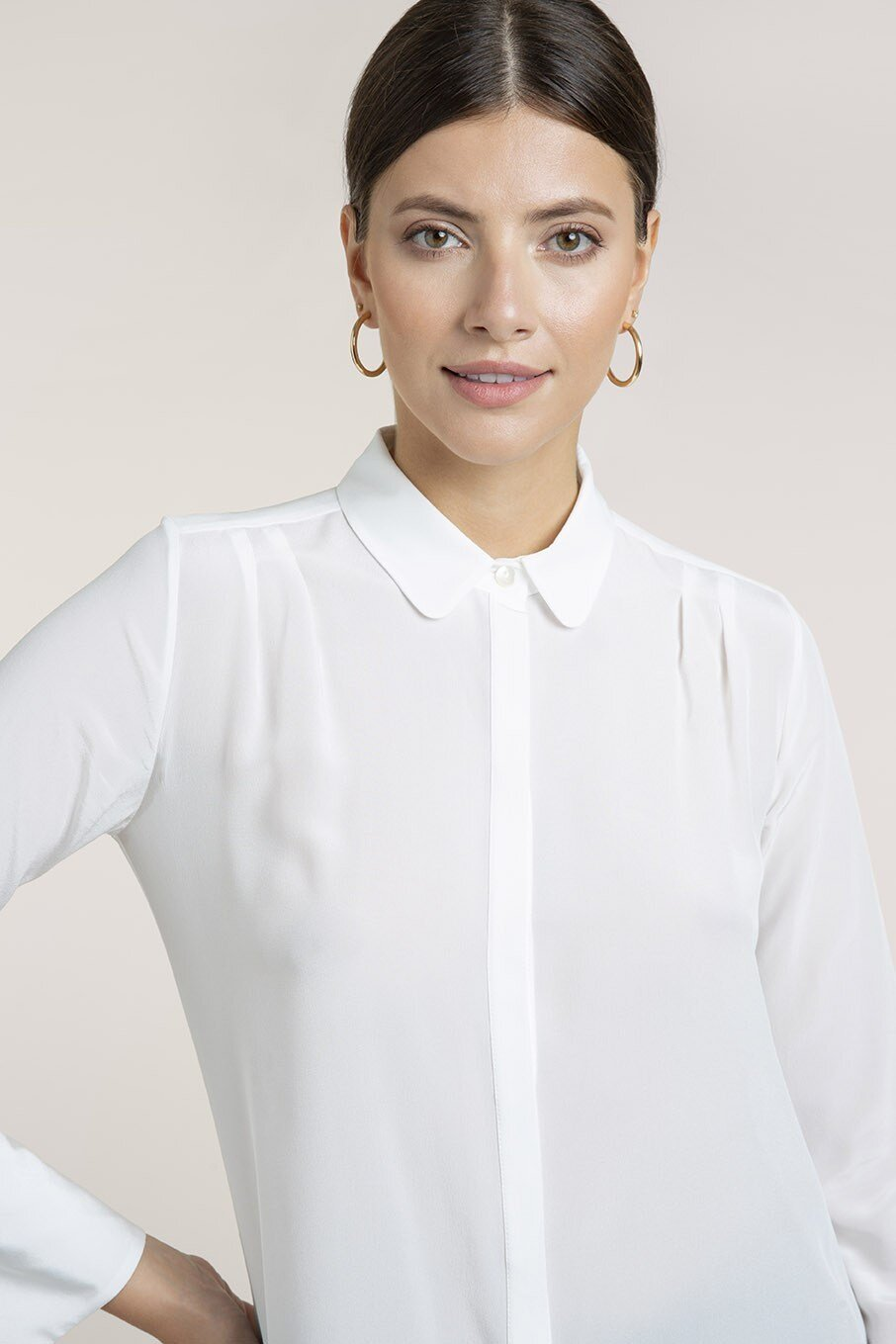 BEULAH LONDON LUXURY TOPS AND BLOUSES FROM £40 - From classic and ruffle necks to broderie Anglaise and floral prints, this range of ethical fashion from Beulah London will add a designer touch to your wardrobe.