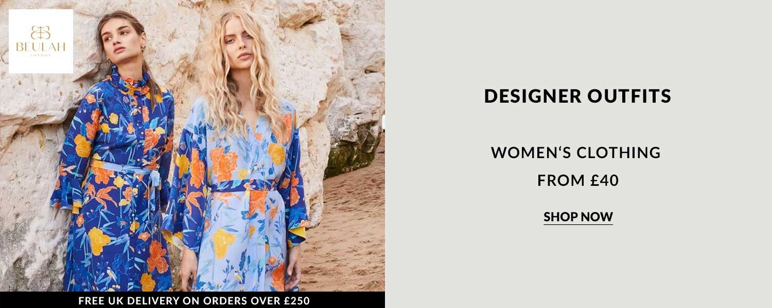 Enjoy Beulah London latest discount and voucher code via The Online Shopping Expert. Shop using these discount and voucher codes and benefit from reduce costs on your online purchases, free shipping and free returns. Offer available on all orders over £250. Shop now.