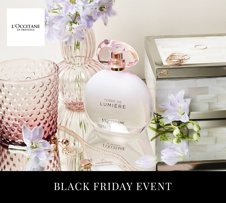 web exclusive offers - Make the countdown to Christmas even more special with L'OCCITANE exclusive offers.