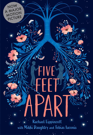 Popular teenager books perfect for gifting  Five Feet Apart (Paperback)