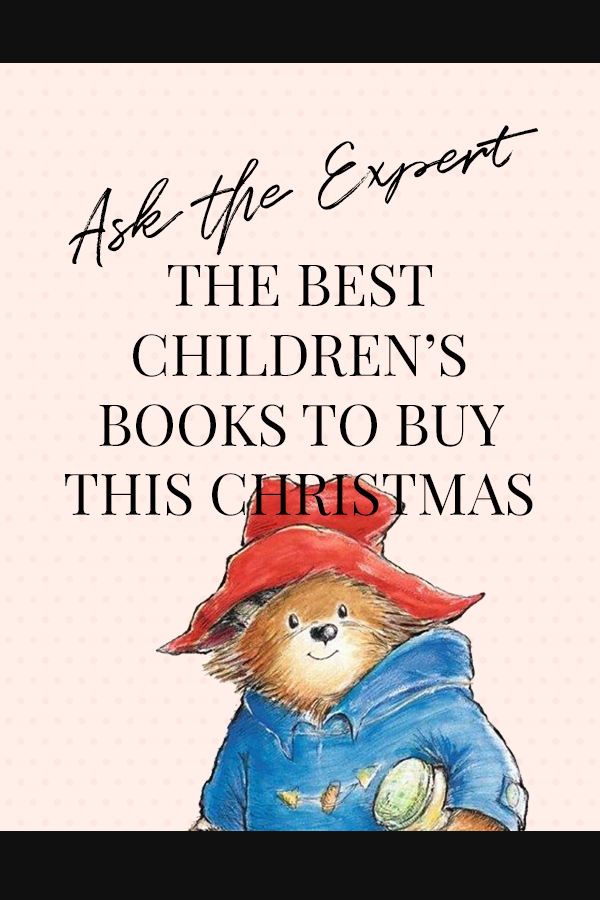 Discover what are the best child and baby books to buy as gift for you little ones this Christmas