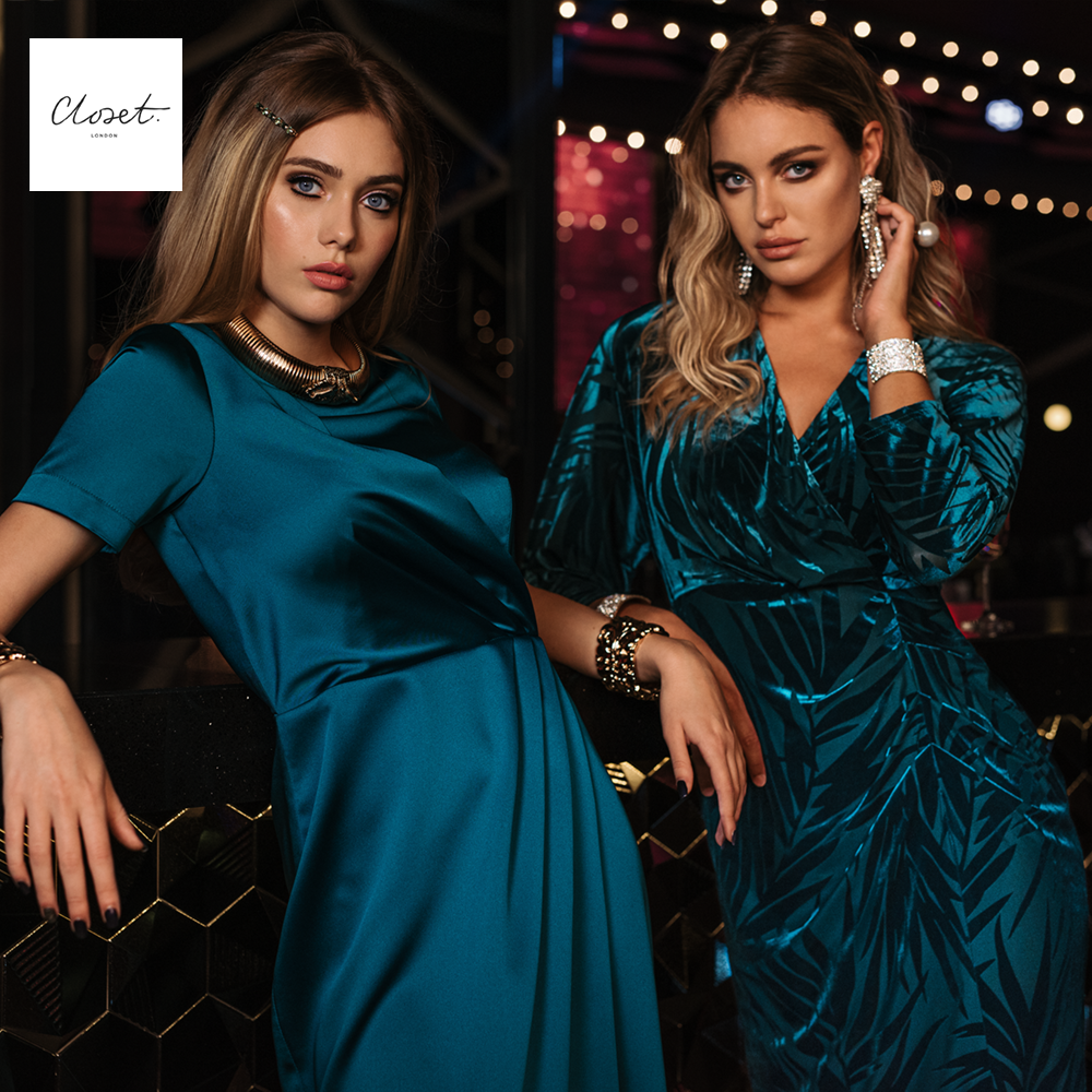 Win £150 to spend online at Closet London - We've teamed up with one of our favourite fashion brands, Closet London, to celebrate the launch of their new Party Collection, Dusk to Dawn and give one lucky read the chance to win £150 to spend online at Closet London.Competition closes on the 9th November.