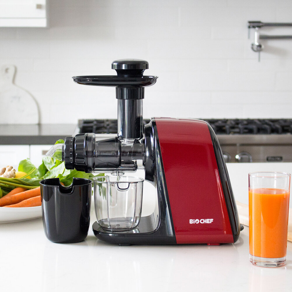 Competition | Win BioChef Axis Compact Cold Press Juicer