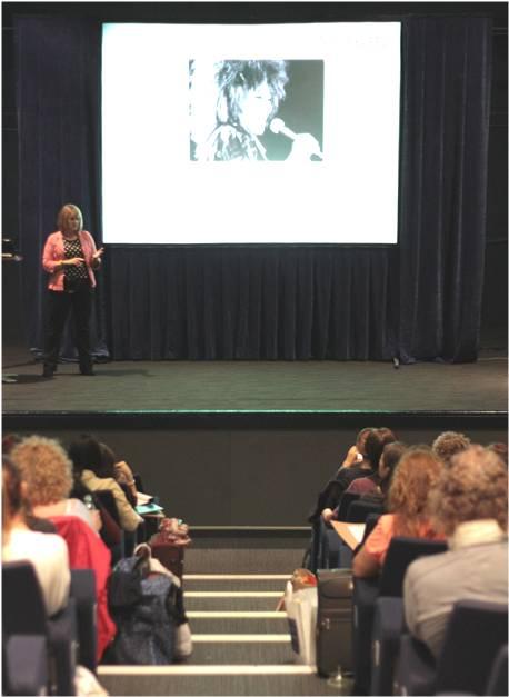 Melanie Mackie Soulful Speaker
