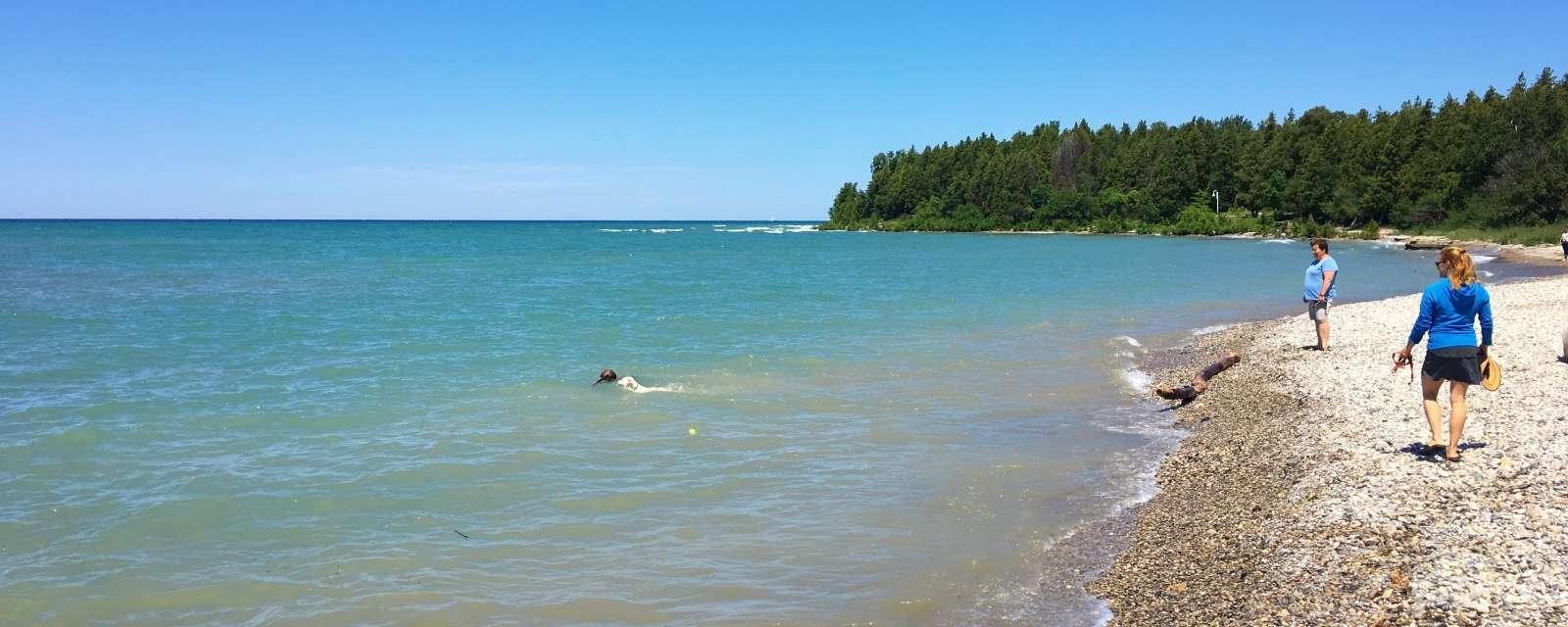 North Shore Port Elgin - Photo credit:  visitportelgin.ca