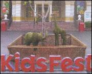 DOLLYWOOD'S KIDSFEST 2008