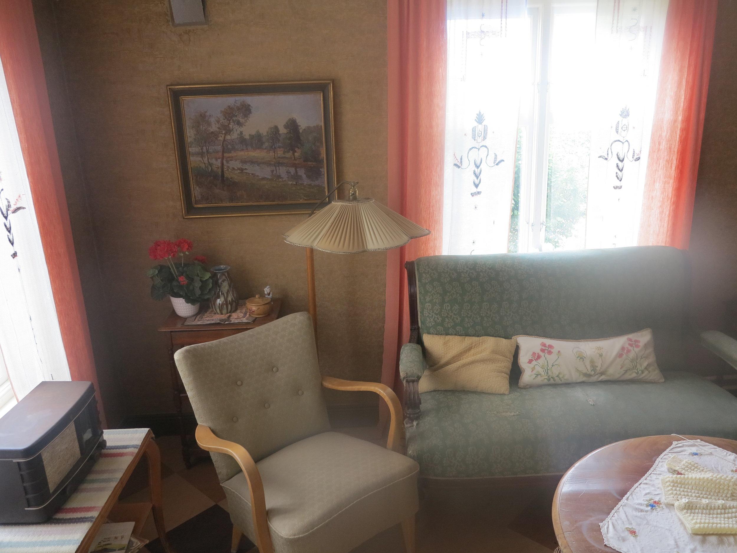 In der Astrid Lindgrens Welt kann man durch die Wohnzimmer…