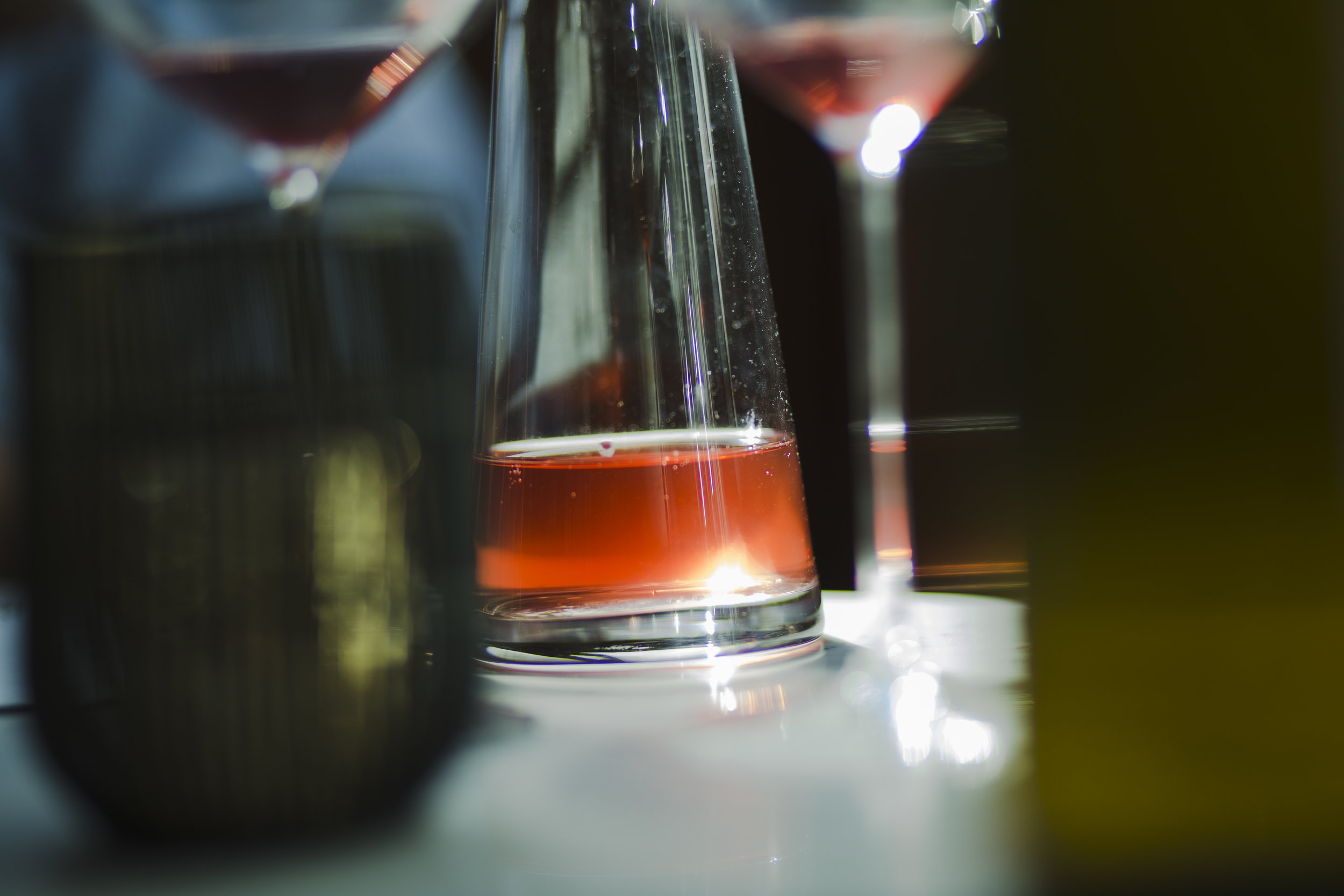 juice - We take immense pride in the fact that our wine list is somewhat like a revolving door. We source small production/natural wines from around the globe: little gems for you to explore and learn about. Afraid of commitments? No problem!  Come explore our