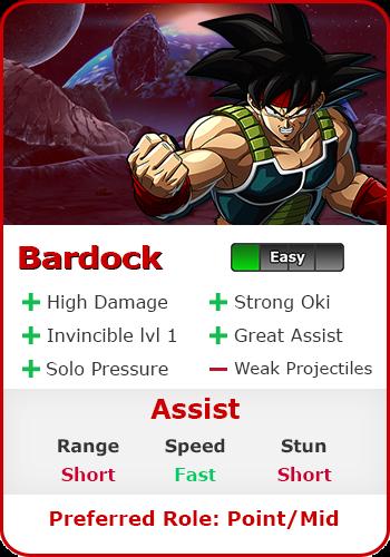 Bardock Card.png