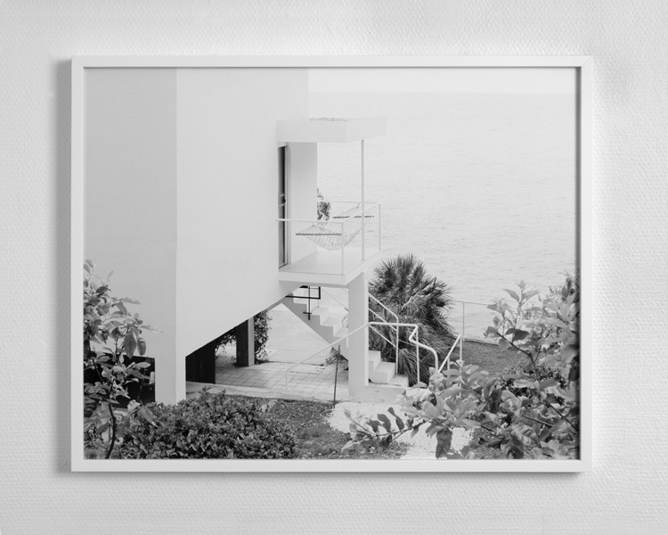 A place by the sea #1 (E-1027), 2016