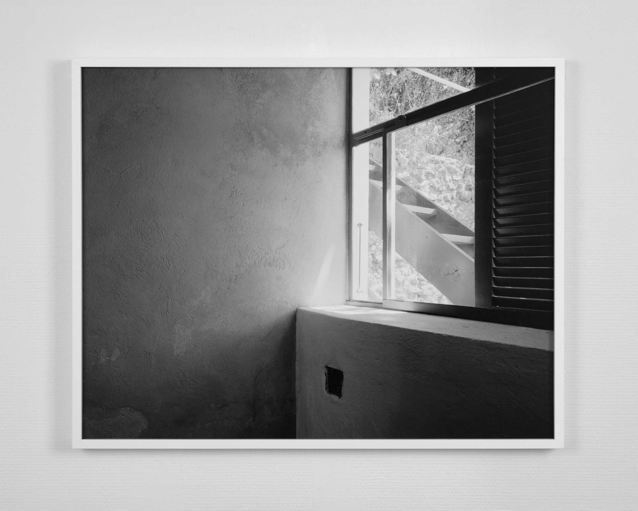 A place by the sea #4 (Interior corner), 2016