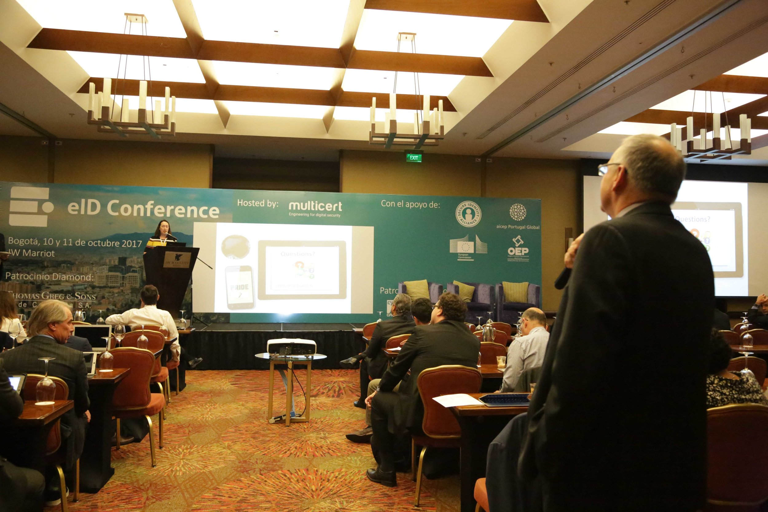 9H EDITION EID CONFERENCE IN BOGOTÁ, COLUMBIA