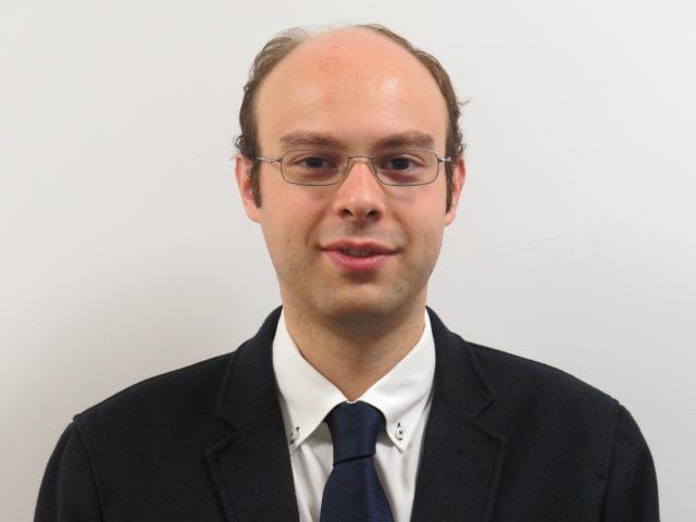 Innovation Manager at INCM, Carlos Gonçalves