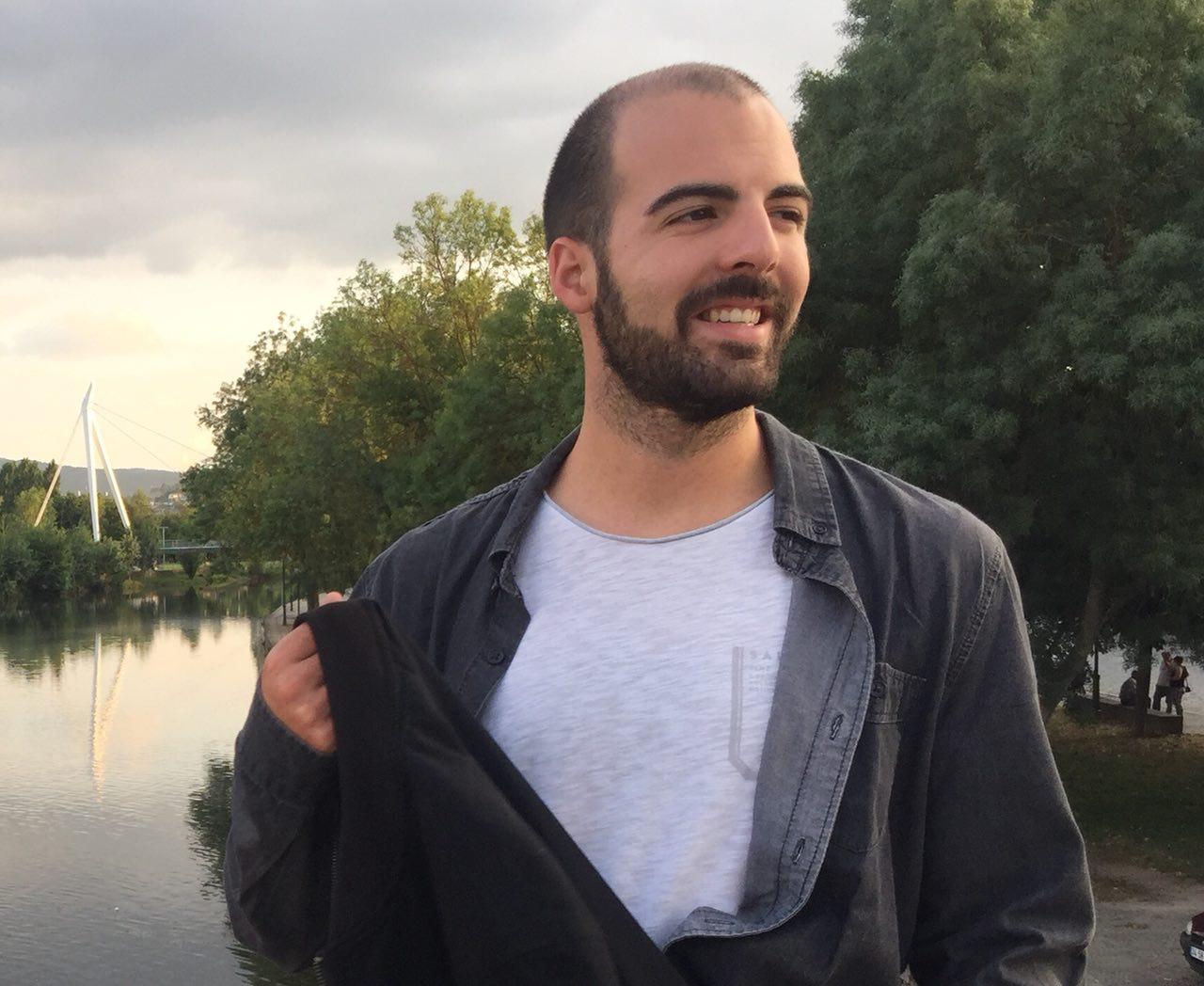 The Ceo of the WallID, Filipe Veiga