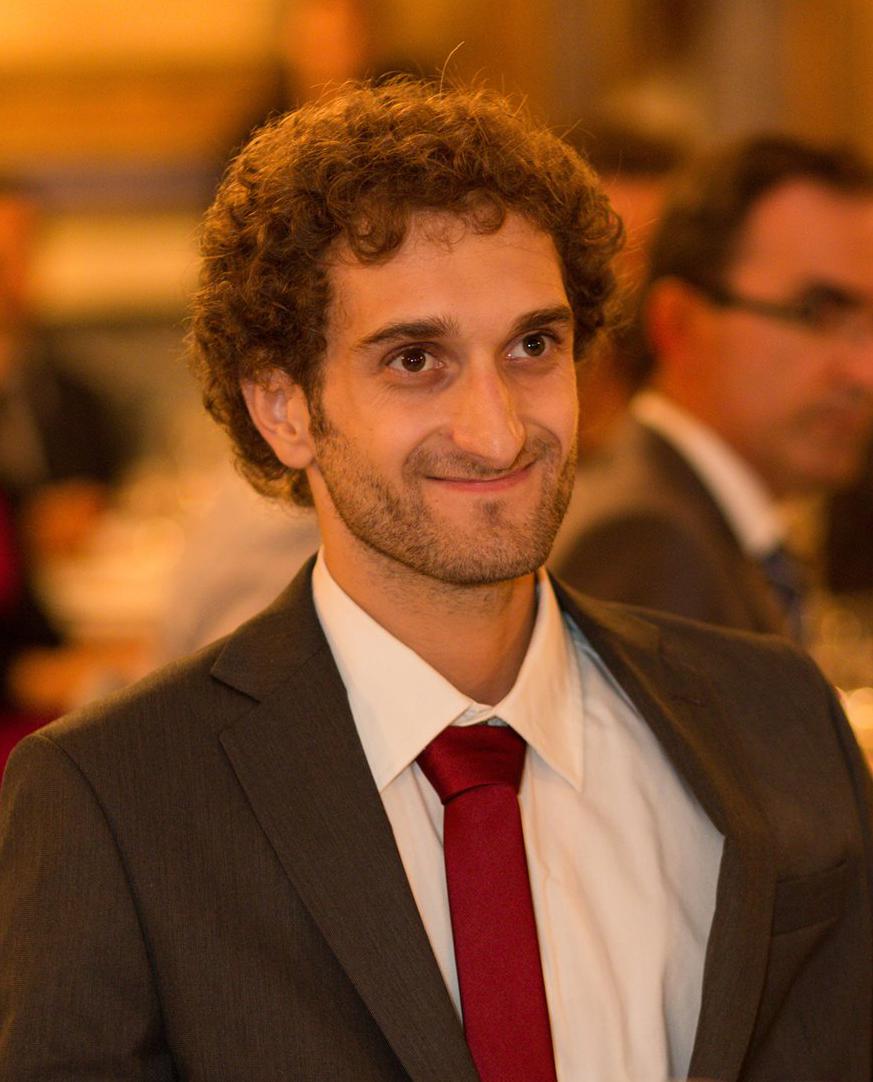 The CEO of Follow Inspiration, Luís de Matos
