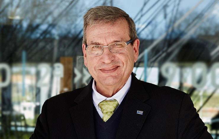 The President of EurASc, Prof.Rodrigo Martins