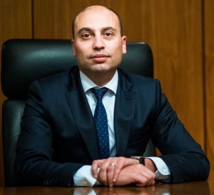 Chairman at Order of Notaries, Jorge Batista da Silva