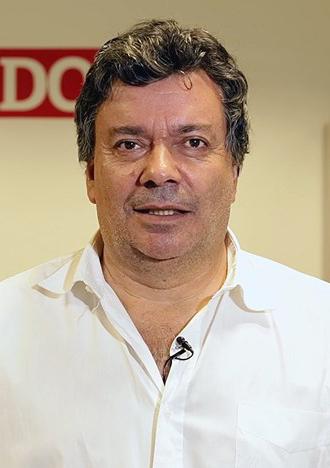 Sábado Magazine Director, Eduardo Dâmaso