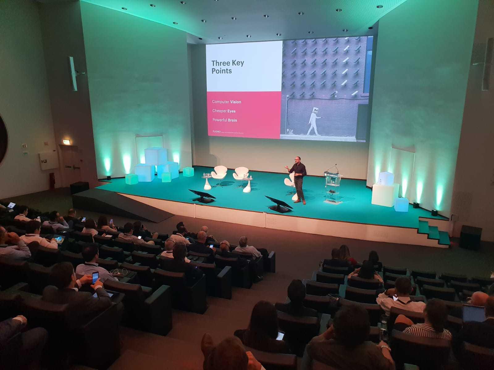 Alessandro Ghetti - Presentation