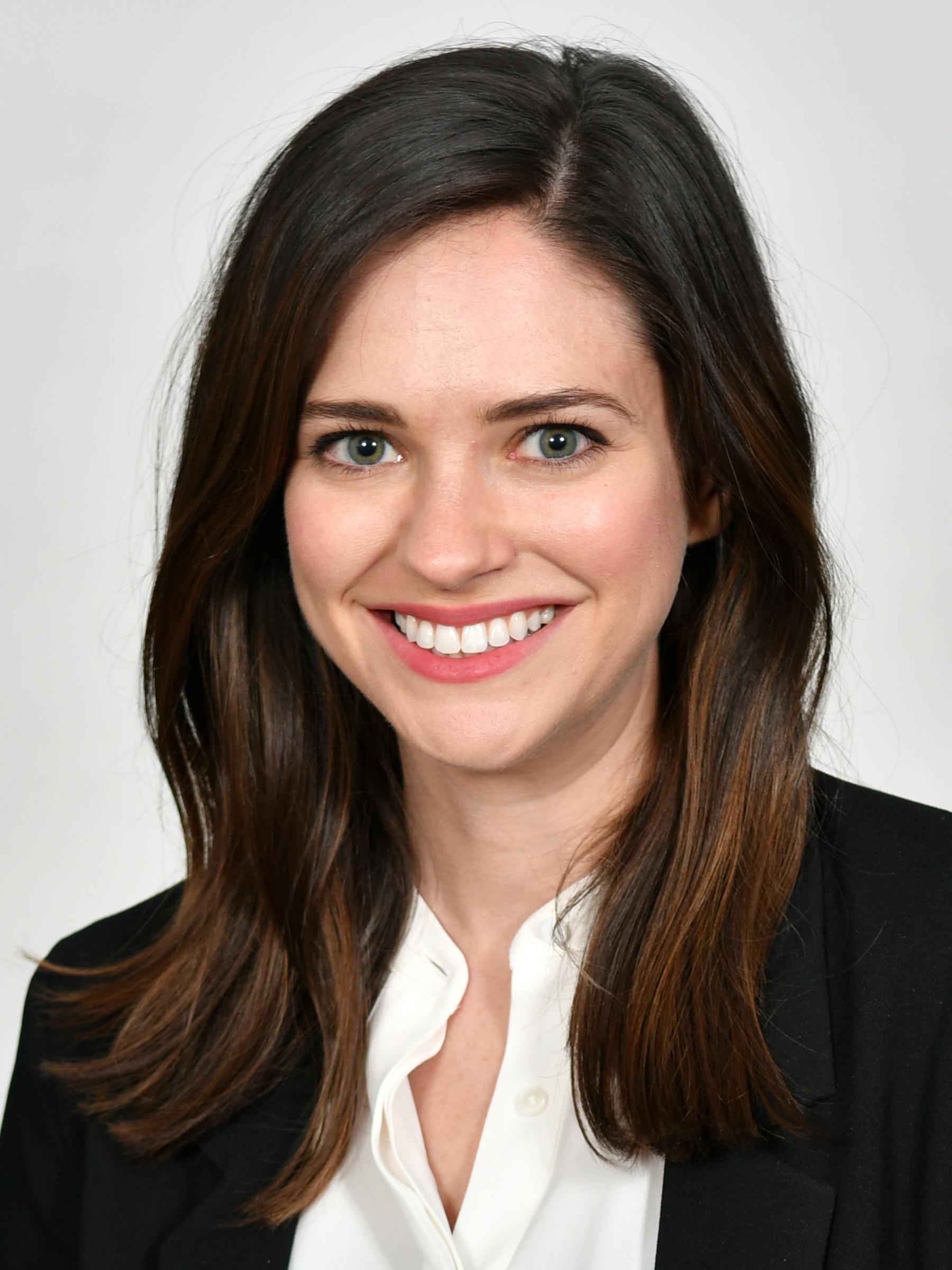 Olivia Reeves, VP of Communication