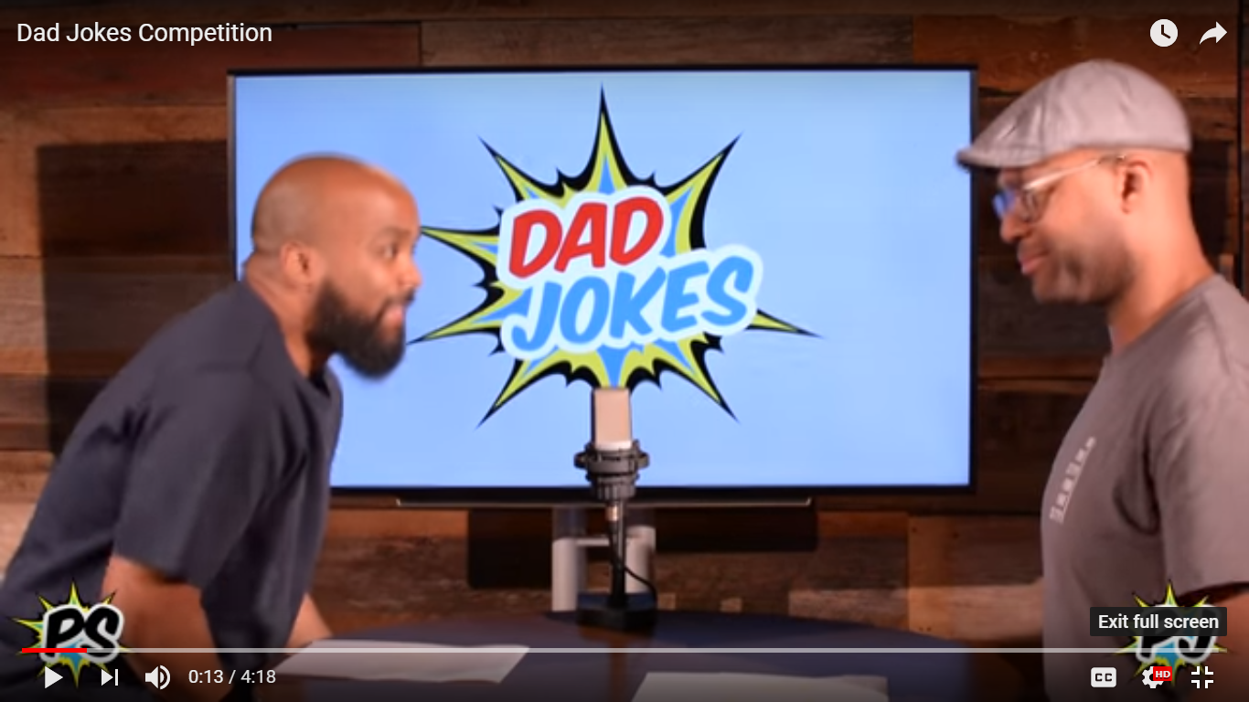 Dad Jokes Competition